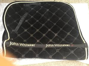 John Whittaker Saddle Cloth Full