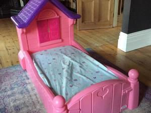 Little Tikes Cosy Cottage Bed (Pink)