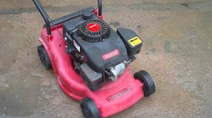 PETROL CHAMPION LAWNMOWER POWERED BY BRIGGS AND STRATTON