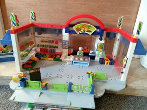 Playmobil supermarket set
