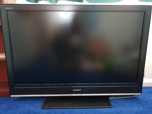 Sony Bravia LCD Flat Screen Tv 40 inch