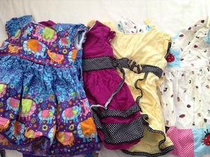 Bundle of beautiful summer dresses for 3-6 months
