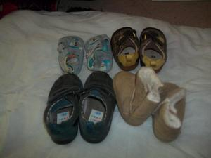 Bundle of children shoes first shoes