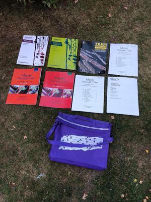 Clarinet Music Books