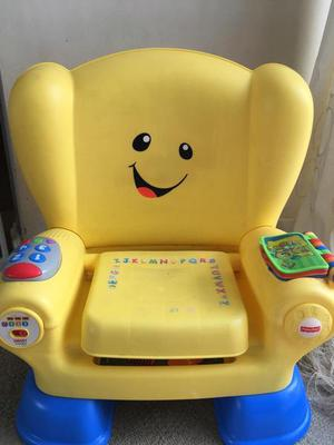 Fisher Price - Laugh and Learn Smart Chair