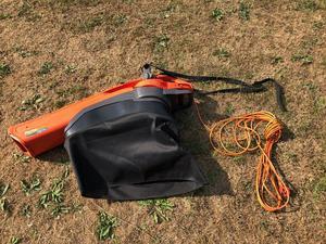 Flymo garden vac / leaf blower