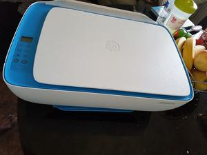 HP ALL IN ONE BLUE PRINTER.