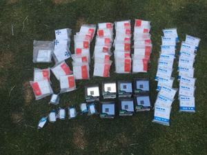Job lot of secondary phone sockets