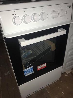 NEW electric cooker beko
