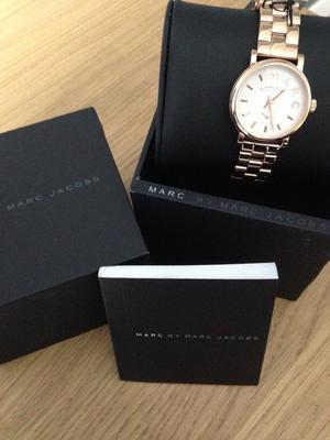 New Marc Jacobs MBM genuine ladies stainless steel rose gold watch