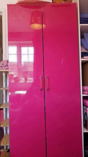 PINK GLOSS BEDROOM SET