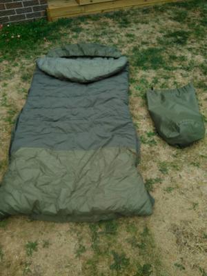 Fox all seasons sleeping bag