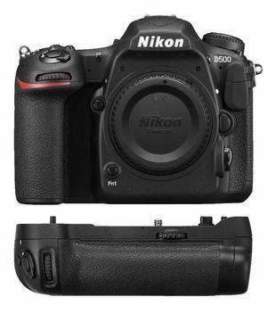MB-D17 battery grip for Nikon D500 with grip L-Bracket