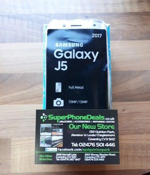 SAMSUNG GALAXY J (GOLD) - UNLOCKED TO ALL NETWORKS - BRAND NEW
