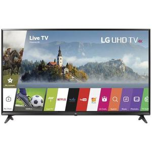 lg 43uj635v led smart 4k uhd. new condition. still with the wrap round it