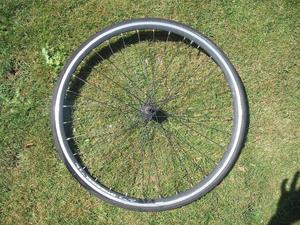 700 X 23 C RACING BIKE BICYCLE FRONT RIM WHEEL