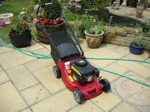 Mountfield self propelled petrol mower