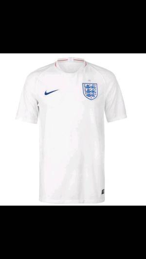 Nike England  World Cup football shirts