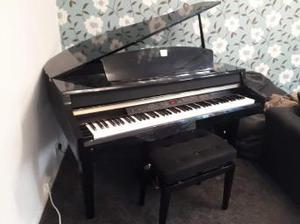 Yamaha Baby Grand Piano (Electric)