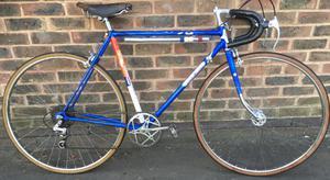 55cm Vintage racer Carlton road race racing bike Medium bicycle