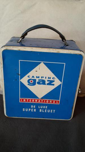 CAMPING GAZ INTERNATIONAL DE LUXE SUPER BLEUET stove