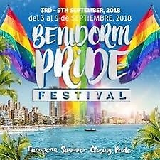 Holiday for 2 to Benidorm Pride