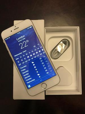 IPHONE 6 - Silver - 16gb - UNLOCKED