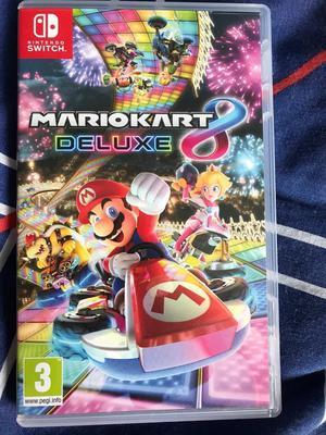 MARIO Kart 8 Deluxe Nintendo Switch for sale