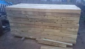 New sleepers/Railway Sleepers/Landscape Timber
