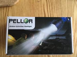 Pellor red light torch