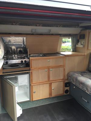 VW T4 Trident Campervan