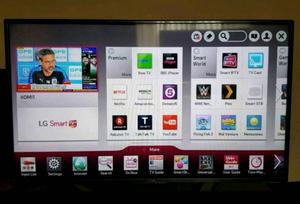 47 LG LED 3 D Smart TV p Full HD tv with built in Wifi,