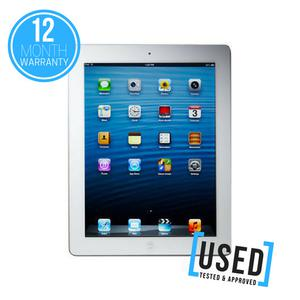 """APPLE IPAD GB 9.7"""" WHITE WIFI ONLY TABLET DEVICE"""