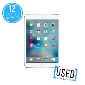 """APPLE IPAD MINI 2 64GB 7.9"""" SILVER WIFI ONLY TABLET DEVICE"""