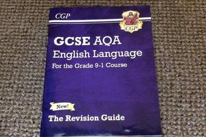 AQA GCSE english language revision guide
