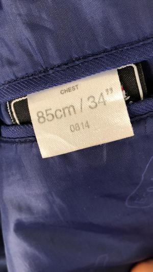 Cleeve senior school Blazer size 34 chest
