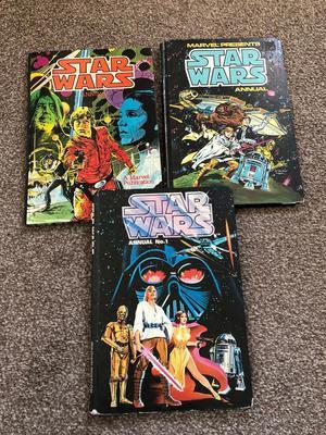 Marvel / Stan Lee Star Wars Annuals