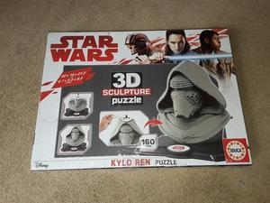 NEW STAR WARS KYLO REN 3D PUZZLE