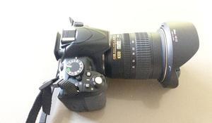 Nikon D & AF-S Nikkor mm 1:4 lens.