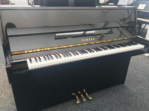 Yamaha C110 Upright piano Compact Black - 3 Year Warranty