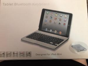 Brand new iPad mini Bluetooth key board case