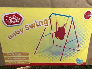 Chad valley baby swing