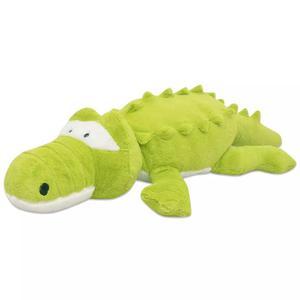 vidaXL Plush Cuddly Toy Crocodile XXL 150 cm Children Soft