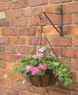 """12"""" Hanging Basket / Flower Basket"""