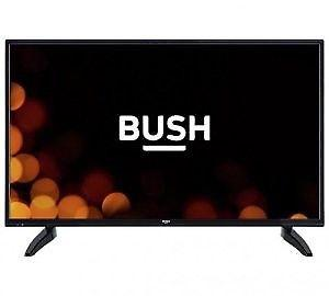 "49""BUSH LED TV FREEVIEW FULL HD USB PORTS WIFI GOOD CONDITION CAN DELIVER"