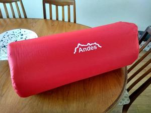 Andes self inflating double mattress