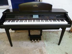 Digital Piano Yamaha CVP-107 Free Local Delivery TN12 KENT