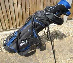 Men's Bay Hill Golf Set and trolley cart £10