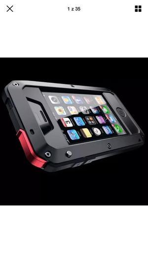 Metal Aluminium Gorilla Case for iPhone