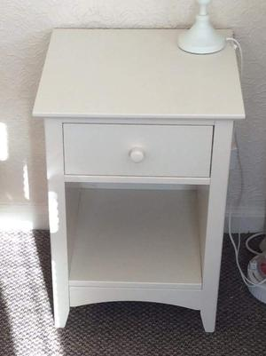 Beautiful New Julian Bowen Side Table Part Of Bedroom Set £obo.Collection Only!